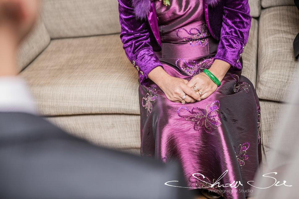 [婚攝] Jeremy & Nana│台北@國賓大飯店│結婚午宴(編號:550423) - Show Su Photography《結婚吧》