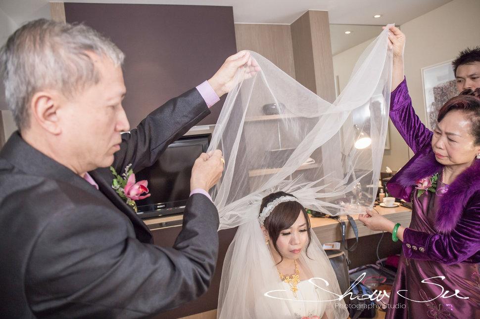 [婚攝] Jeremy & Nana│台北@國賓大飯店│結婚午宴(編號:550427) - Show Su Photography《結婚吧》