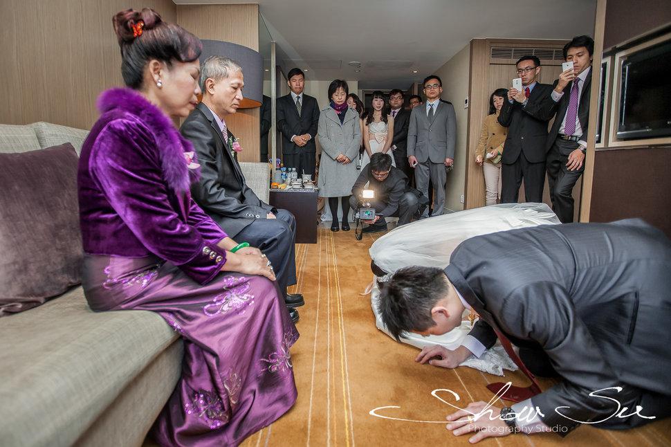 [婚攝] Jeremy & Nana│台北@國賓大飯店│結婚午宴(編號:550429) - Show Su Photography《結婚吧》