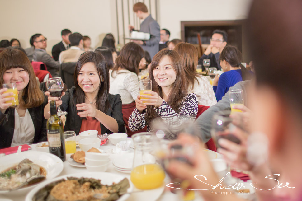 [婚攝] Jeremy & Nana│台北@國賓大飯店│結婚午宴(編號:550516) - Show Su Photography《結婚吧》