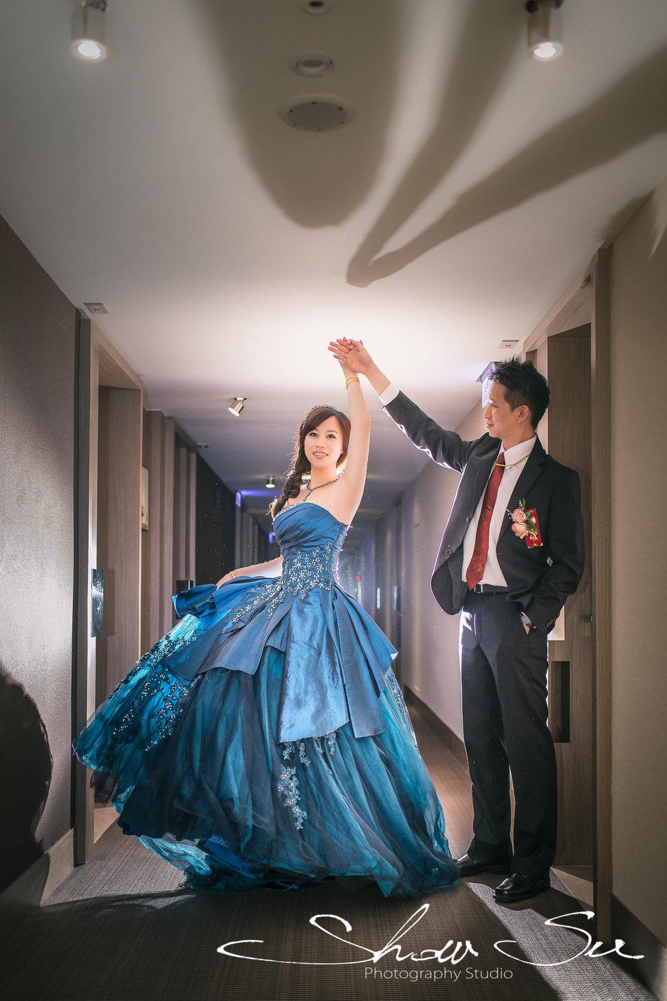 [婚攝] Jeremy & Nana│台北@國賓大飯店│結婚午宴(編號:550517) - Show Su Photography《結婚吧》