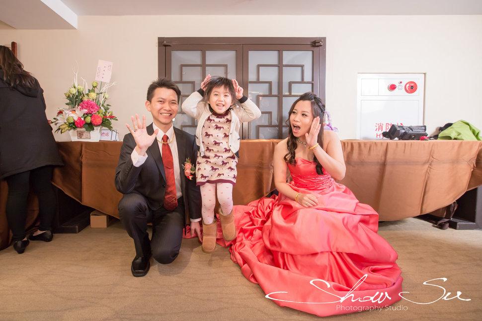[婚攝] Jeremy & Nana│台北@國賓大飯店│結婚午宴(編號:550518) - Show Su Photography《結婚吧》