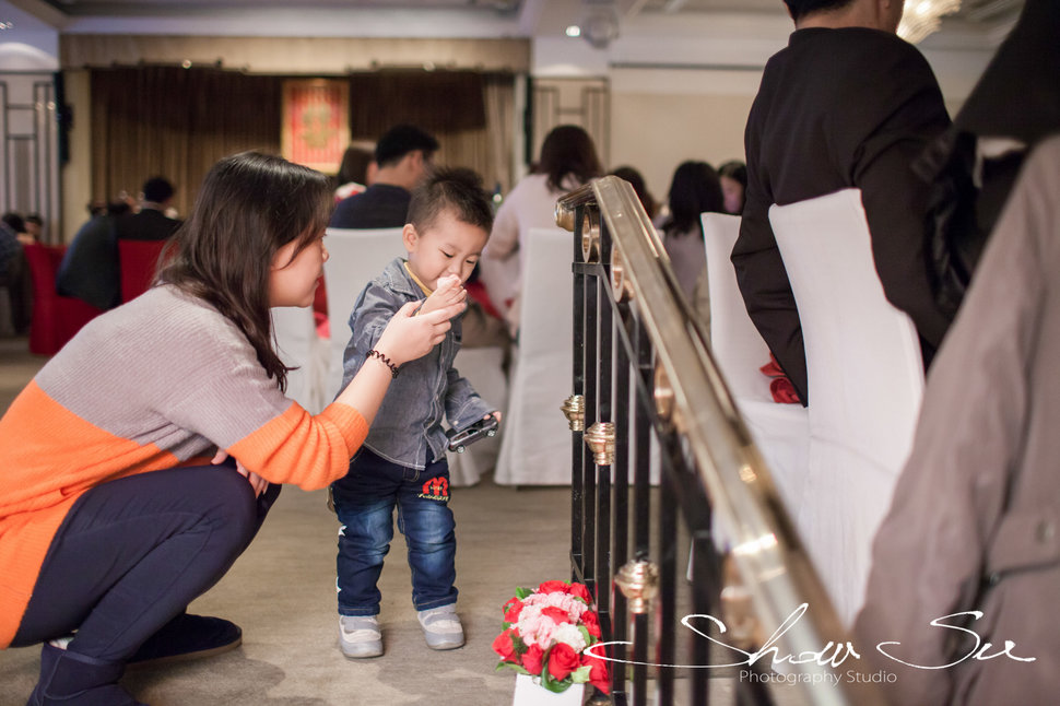 [婚攝] Jeremy & Nana│台北@國賓大飯店│結婚午宴(編號:550519) - Show Su Photography《結婚吧》