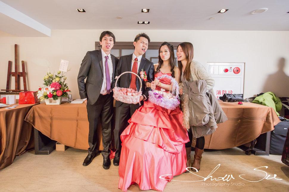 [婚攝] Jeremy & Nana│台北@國賓大飯店│結婚午宴(編號:550521) - Show Su Photography《結婚吧》