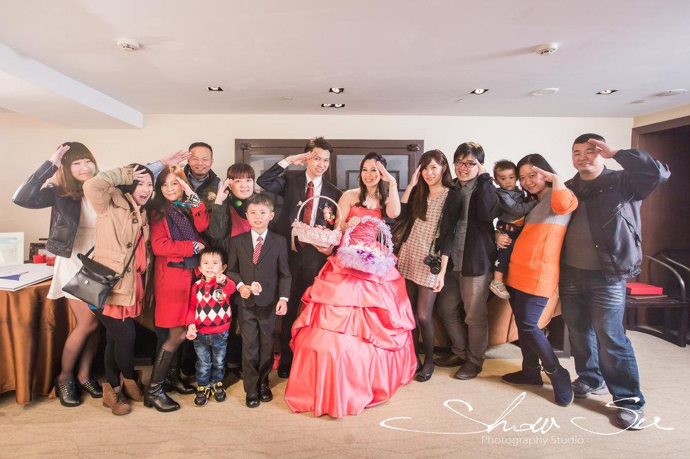 [婚攝] Jeremy & Nana│台北@國賓大飯店│結婚午宴(編號:550524) - Show Su Photography《結婚吧》