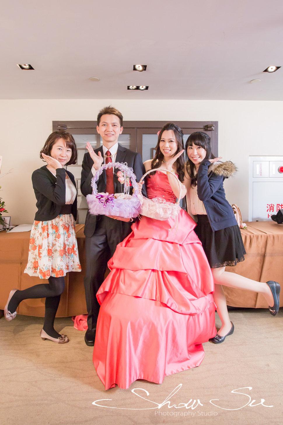 [婚攝] Jeremy & Nana│台北@國賓大飯店│結婚午宴(編號:550525) - Show Su Photography《結婚吧》