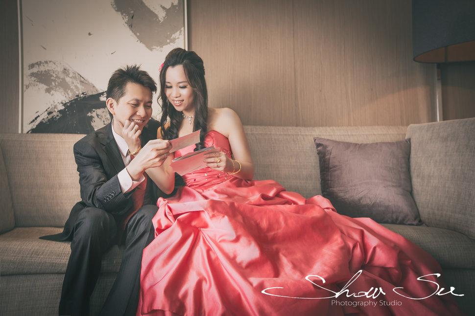 [婚攝] Jeremy & Nana│台北@國賓大飯店│結婚午宴(編號:550530) - Show Su Photography《結婚吧》