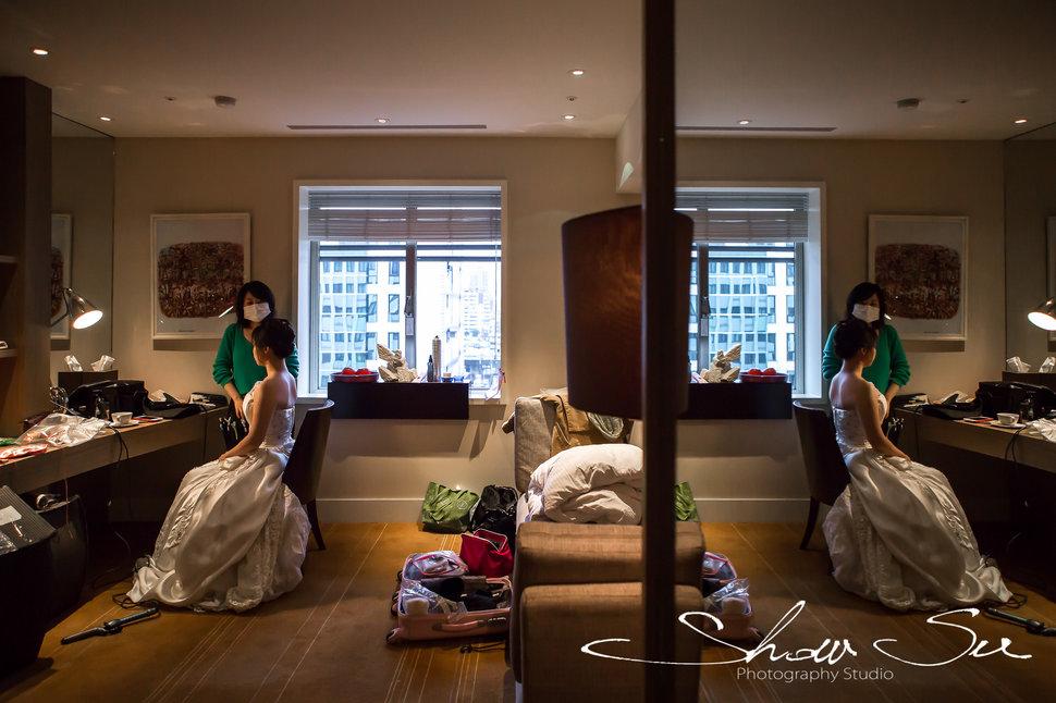[婚攝] Jeremy & Nana│台北@國賓大飯店│結婚午宴(編號:550537) - Show Su Photography《結婚吧》