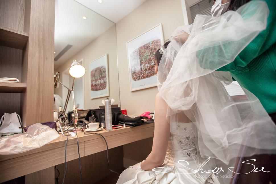 [婚攝] Jeremy & Nana│台北@國賓大飯店│結婚午宴(編號:550539) - Show Su Photography《結婚吧》