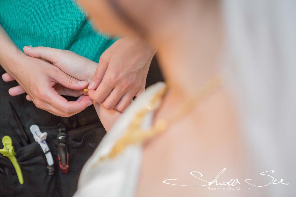 [婚攝] Jeremy & Nana│台北@國賓大飯店│結婚午宴(編號:550540) - Show Su Photography《結婚吧》