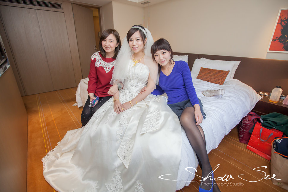[婚攝] Jeremy & Nana│台北@國賓大飯店│結婚午宴(編號:550542) - Show Su Photography《結婚吧》