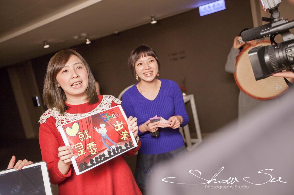 [婚攝] Jeremy & Nana│台北@國賓大飯店│結婚午宴(編號:550547) - Show Su Photography《結婚吧》