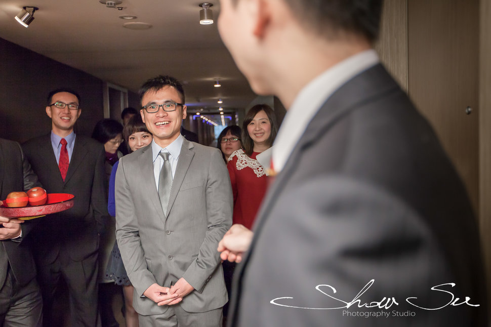 [婚攝] Jeremy & Nana│台北@國賓大飯店│結婚午宴(編號:550548) - Show Su Photography《結婚吧》