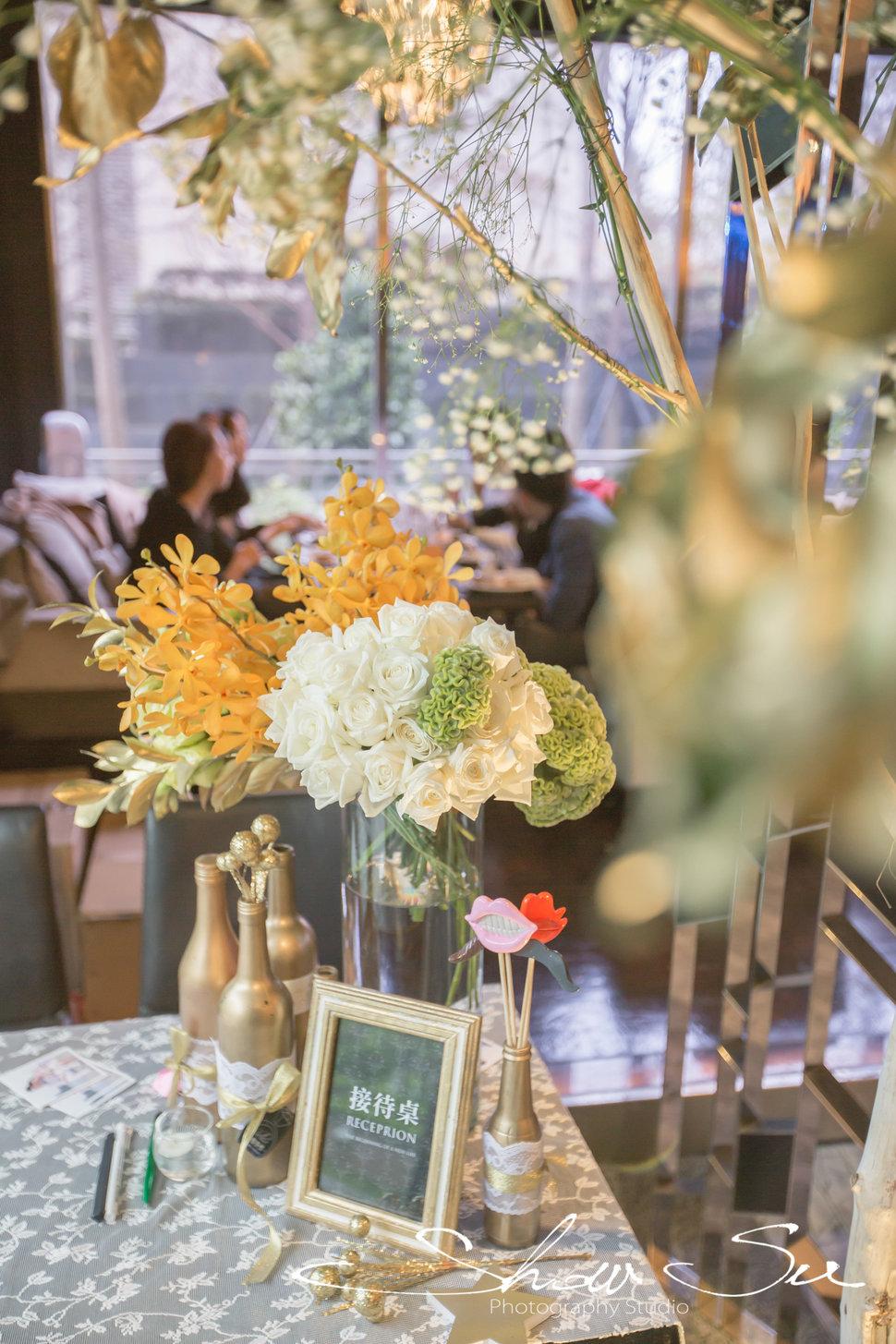 [婚攝] Carlton & Cynthia│Taipei Brown Sugar黑糖餐廳@Before Party(編號:553913) - Show Su Photography - 結婚吧