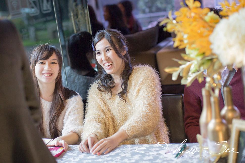 [婚攝] Carlton & Cynthia│Taipei Brown Sugar黑糖餐廳@Before Party(編號:553919) - Show Su Photography - 結婚吧