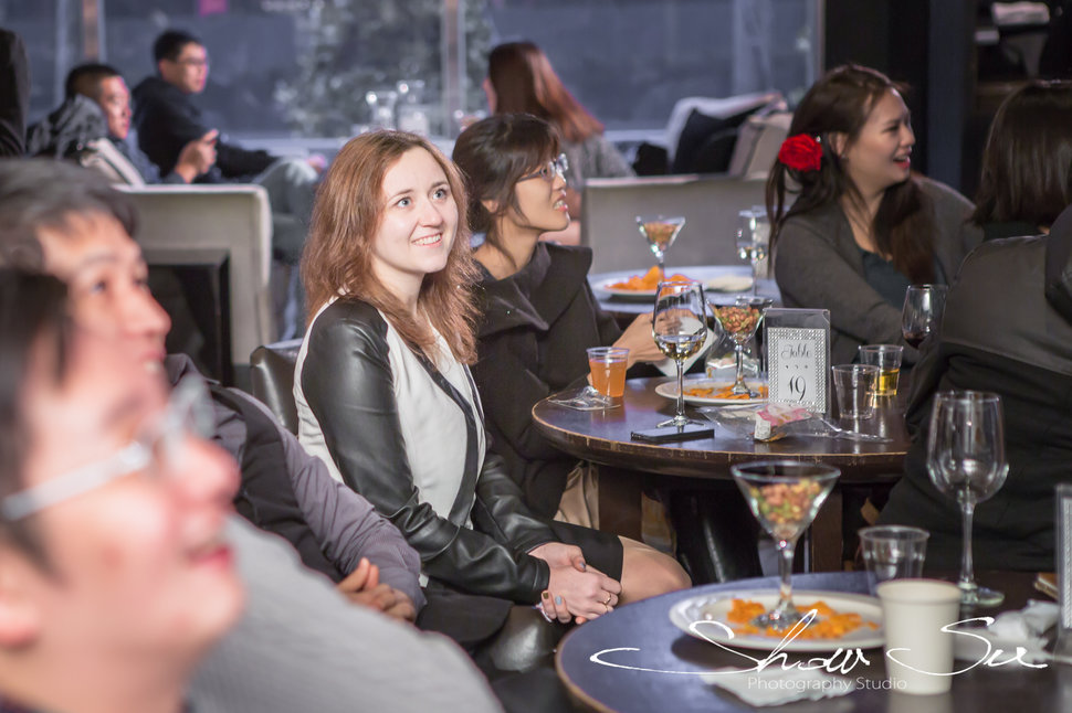 [婚攝] Carlton & Cynthia│Taipei Brown Sugar黑糖餐廳@Before Party(編號:553921) - Show Su Photography - 結婚吧