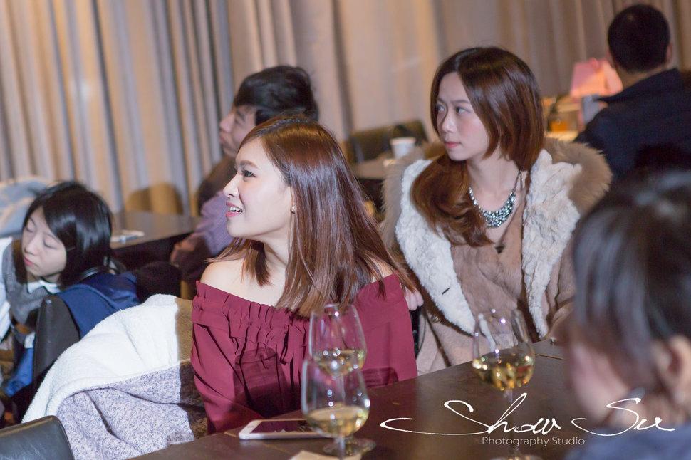 [婚攝] Carlton & Cynthia│Taipei Brown Sugar黑糖餐廳@Before Party(編號:553922) - Show Su Photography - 結婚吧