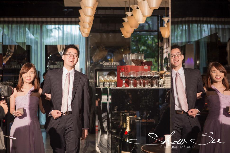 [婚攝] Carlton & Cynthia│Taipei Brown Sugar黑糖餐廳@Before Party(編號:553923) - Show Su Photography - 結婚吧