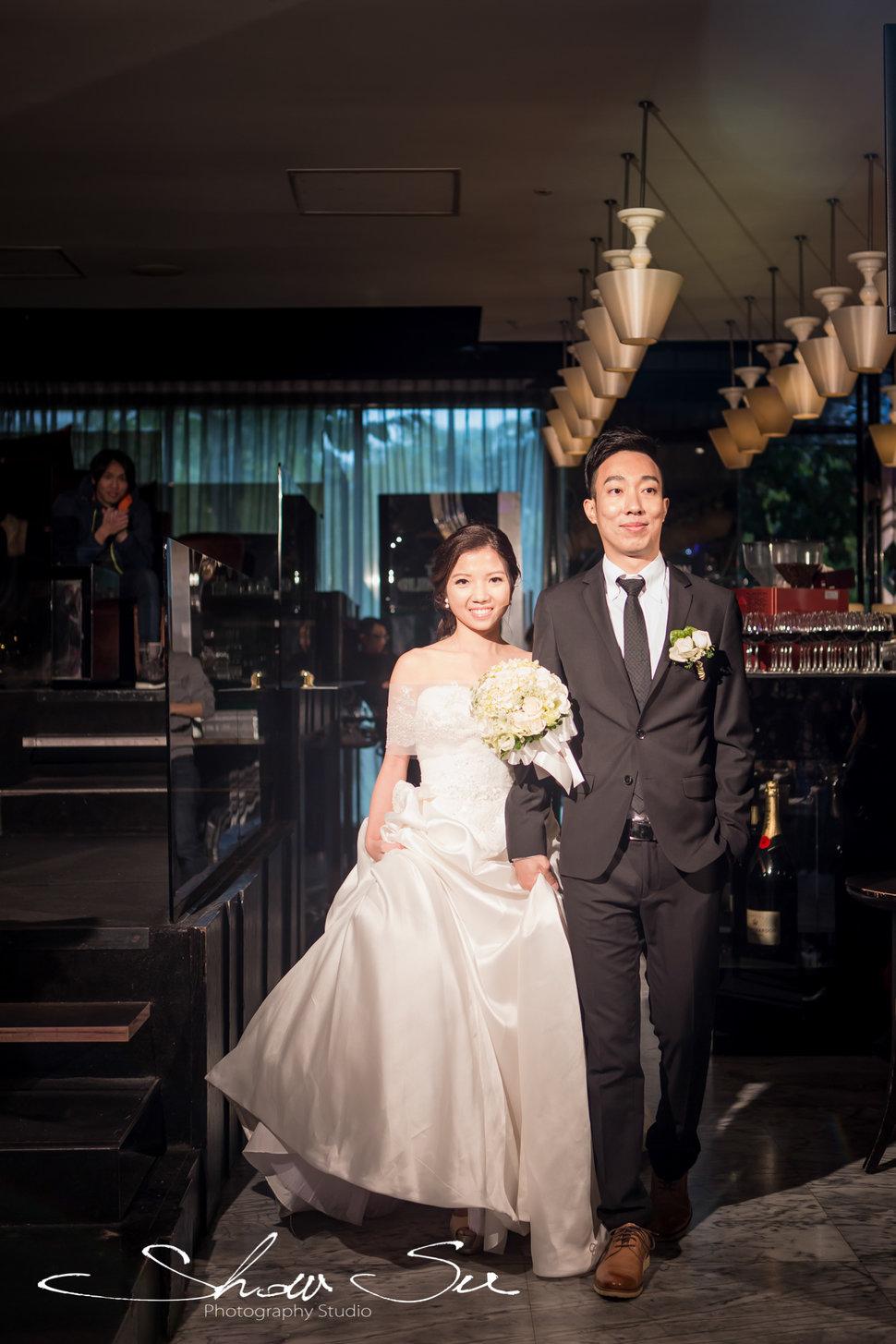 [婚攝] Carlton & Cynthia│Taipei Brown Sugar黑糖餐廳@Before Party(編號:553924) - Show Su Photography - 結婚吧