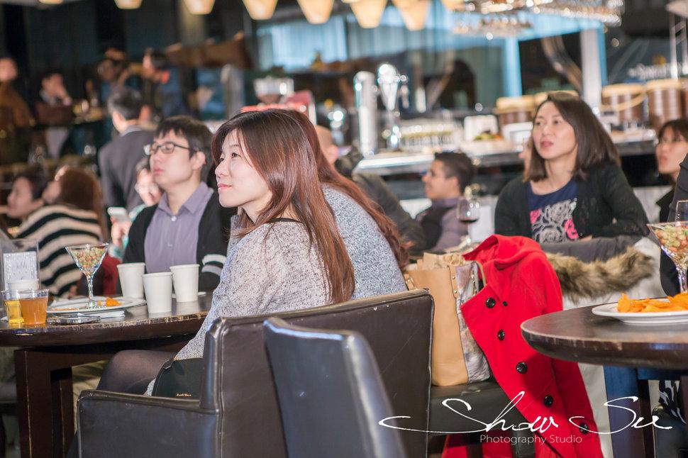 [婚攝] Carlton & Cynthia│Taipei Brown Sugar黑糖餐廳@Before Party(編號:553925) - Show Su Photography - 結婚吧