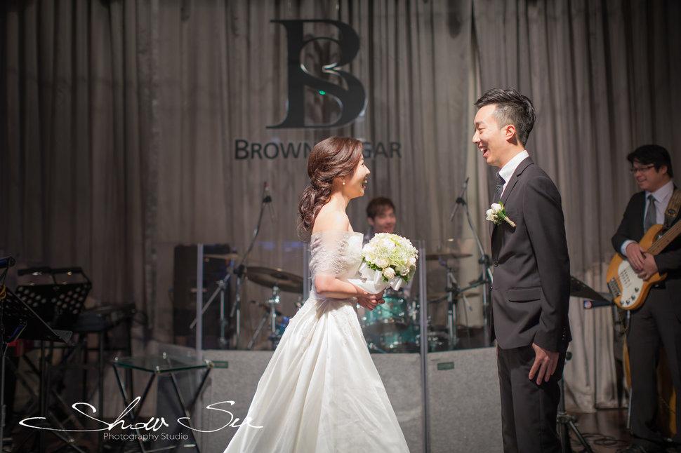 [婚攝] Carlton & Cynthia│Taipei Brown Sugar黑糖餐廳@Before Party(編號:553926) - Show Su Photography - 結婚吧