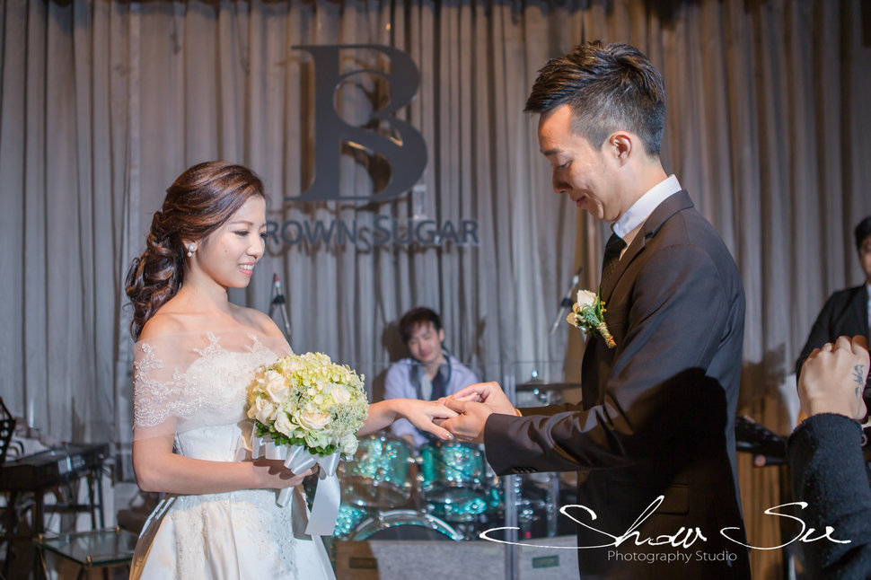 [婚攝] Carlton & Cynthia│Taipei Brown Sugar黑糖餐廳@Before Party(編號:553930) - Show Su Photography - 結婚吧