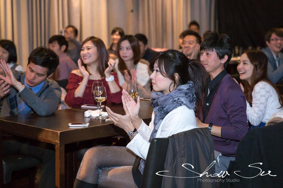 [婚攝] Carlton & Cynthia│Taipei Brown Sugar黑糖餐廳@Before Party(編號:553931) - Show Su Photography - 結婚吧