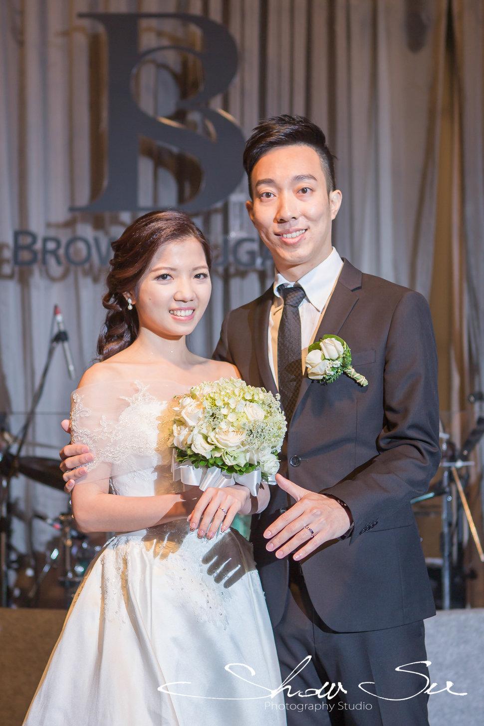[婚攝] Carlton & Cynthia│Taipei Brown Sugar黑糖餐廳@Before Party(編號:553933) - Show Su Photography - 結婚吧