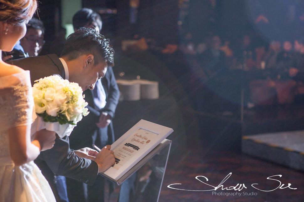 [婚攝] Carlton & Cynthia│Taipei Brown Sugar黑糖餐廳@Before Party(編號:553934) - Show Su Photography - 結婚吧