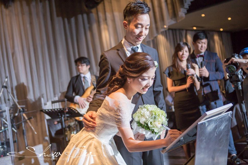 [婚攝] Carlton & Cynthia│Taipei Brown Sugar黑糖餐廳@Before Party(編號:553935) - Show Su Photography - 結婚吧