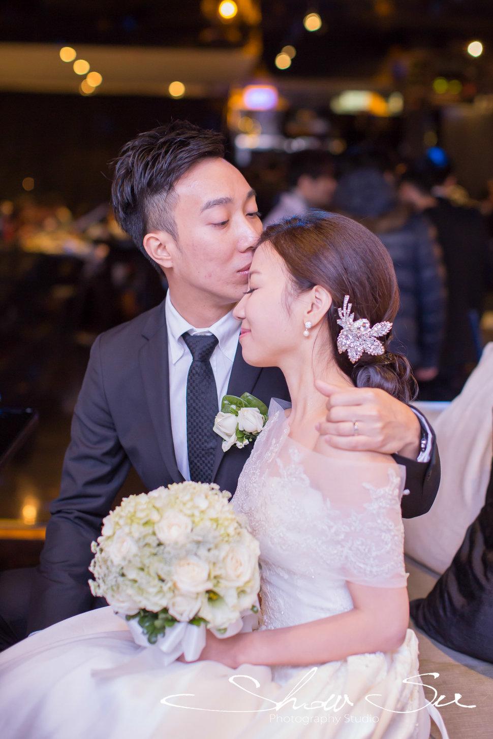 [婚攝] Carlton & Cynthia│Taipei Brown Sugar黑糖餐廳@Before Party(編號:553938) - Show Su Photography - 結婚吧