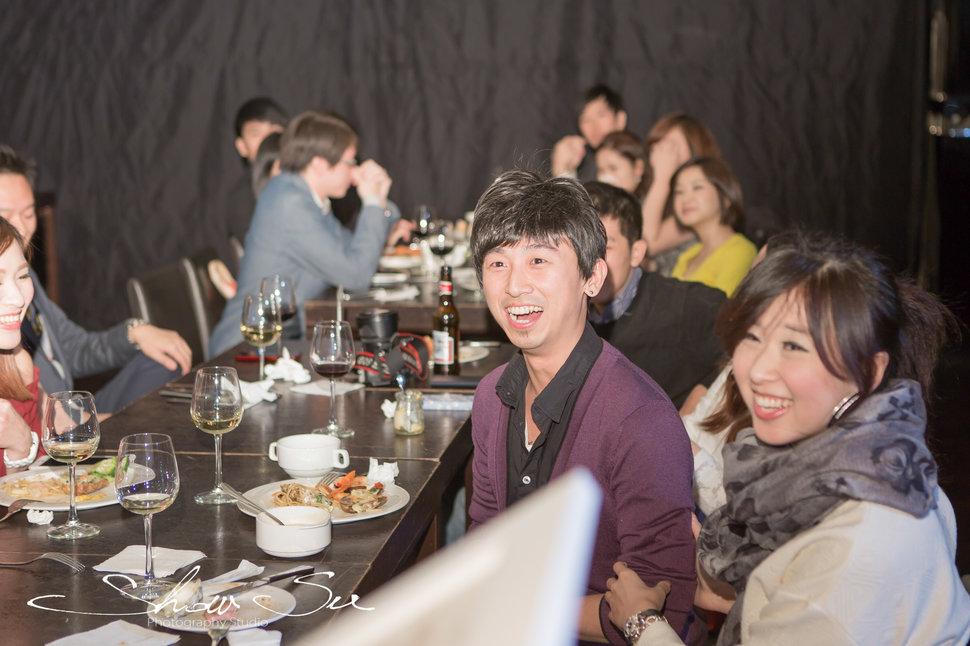 [婚攝] Carlton & Cynthia│Taipei Brown Sugar黑糖餐廳@Before Party(編號:553944) - Show Su Photography - 結婚吧