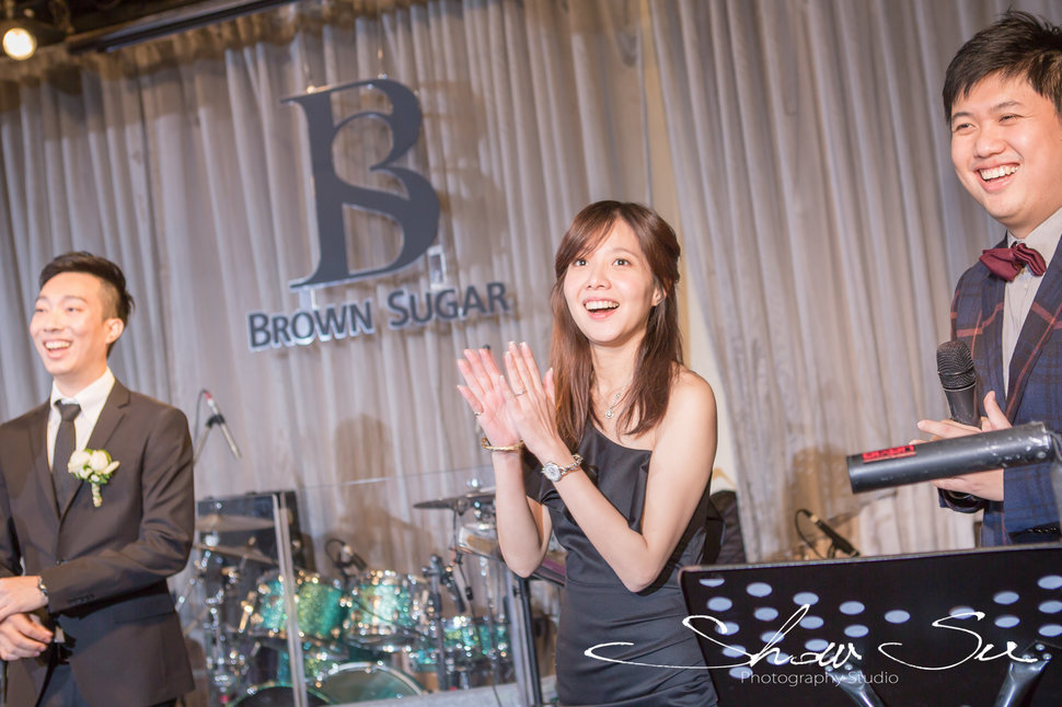[婚攝] Carlton & Cynthia│Taipei Brown Sugar黑糖餐廳@Before Party(編號:553945) - Show Su Photography - 結婚吧