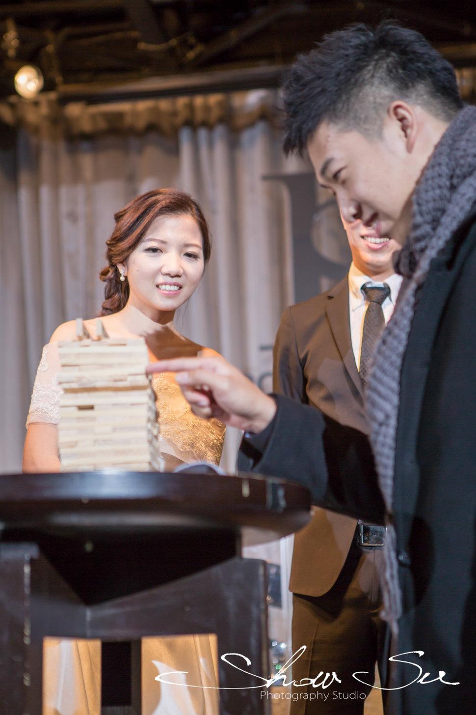 [婚攝] Carlton & Cynthia│Taipei Brown Sugar黑糖餐廳@Before Party(編號:553946) - Show Su Photography - 結婚吧