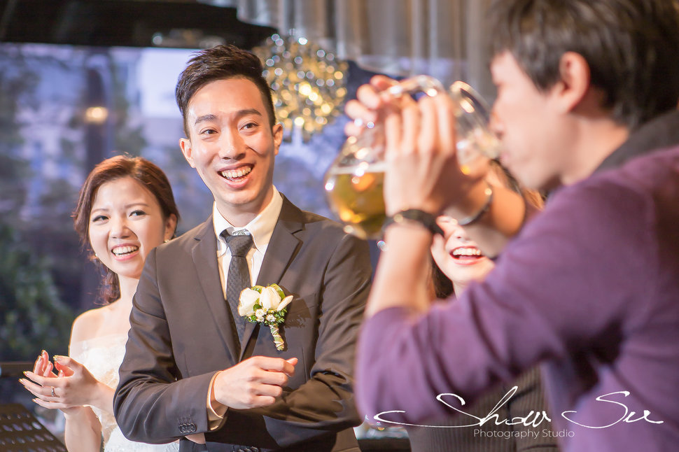 [婚攝] Carlton & Cynthia│Taipei Brown Sugar黑糖餐廳@Before Party(編號:553947) - Show Su Photography - 結婚吧