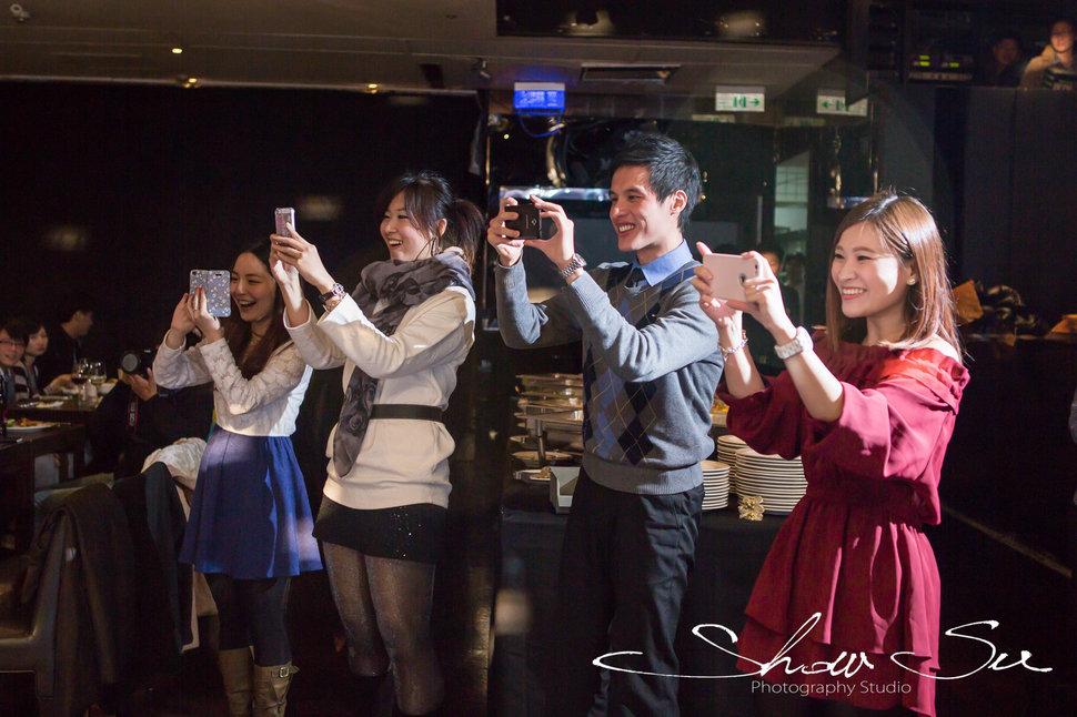 [婚攝] Carlton & Cynthia│Taipei Brown Sugar黑糖餐廳@Before Party(編號:553948) - Show Su Photography - 結婚吧