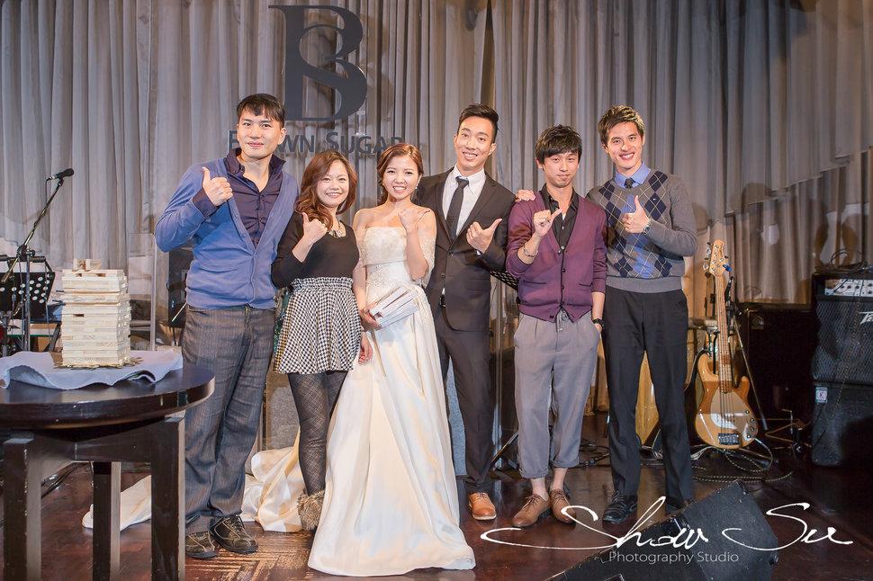 [婚攝] Carlton & Cynthia│Taipei Brown Sugar黑糖餐廳@Before Party(編號:553950) - Show Su Photography - 結婚吧