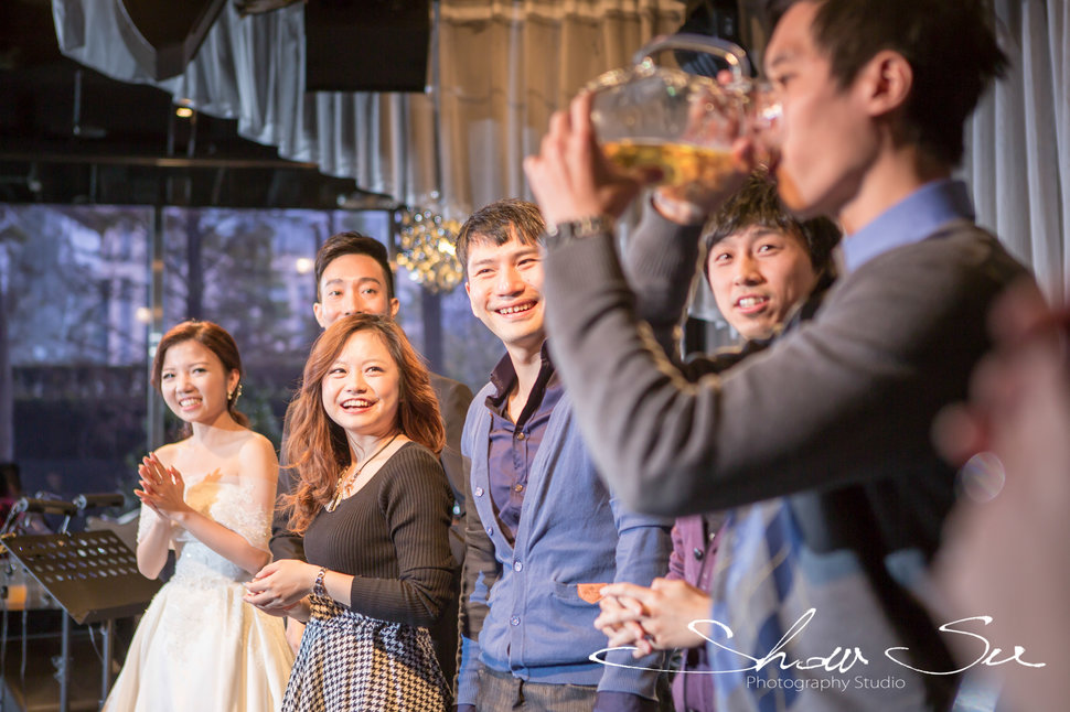 [婚攝] Carlton & Cynthia│Taipei Brown Sugar黑糖餐廳@Before Party(編號:553951) - Show Su Photography - 結婚吧
