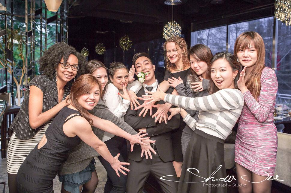[婚攝] Carlton & Cynthia│Taipei Brown Sugar黑糖餐廳@Before Party(編號:553955) - Show Su Photography - 結婚吧