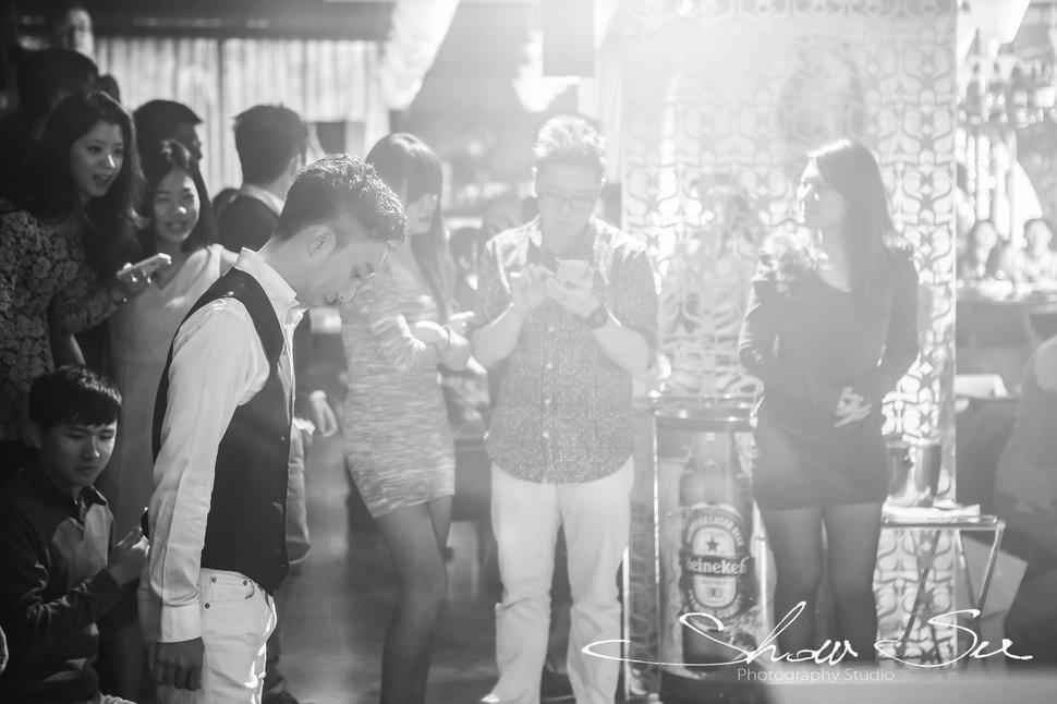 [婚攝] Carlton & Cynthia│Taipei Brown Sugar黑糖餐廳@Before Party(編號:553957) - Show Su Photography - 結婚吧