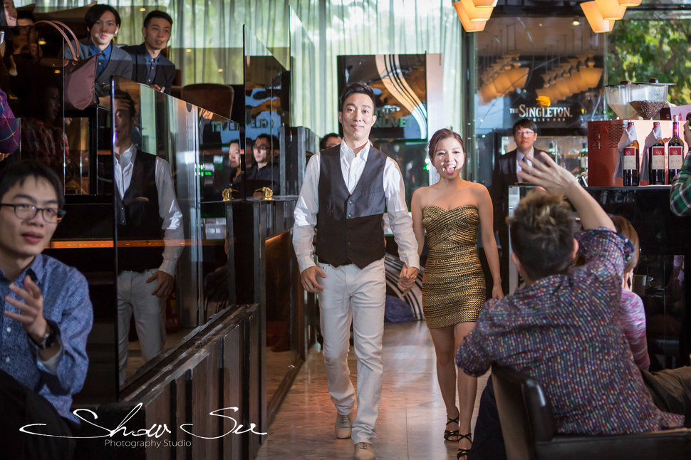 [婚攝] Carlton & Cynthia│Taipei Brown Sugar黑糖餐廳@Before Party(編號:553958) - Show Su Photography - 結婚吧