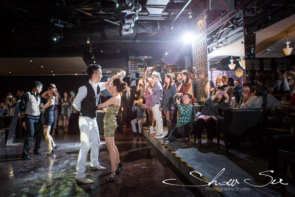 [婚攝] Carlton & Cynthia│Taipei Brown Sugar黑糖餐廳@Before Party(編號:553959) - Show Su Photography - 結婚吧