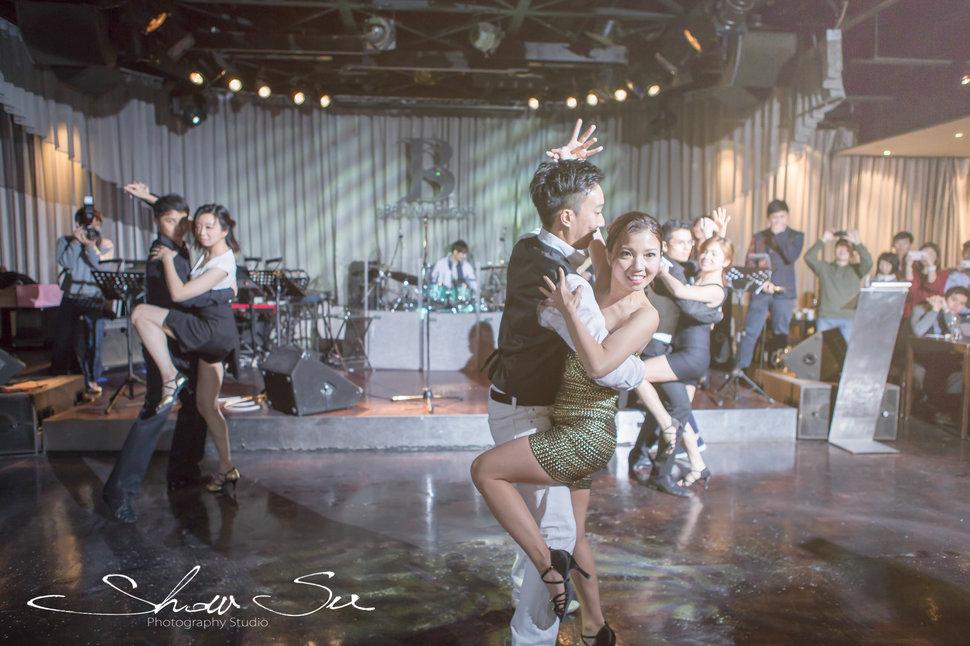 [婚攝] Carlton & Cynthia│Taipei Brown Sugar黑糖餐廳@Before Party(編號:553961) - Show Su Photography - 結婚吧