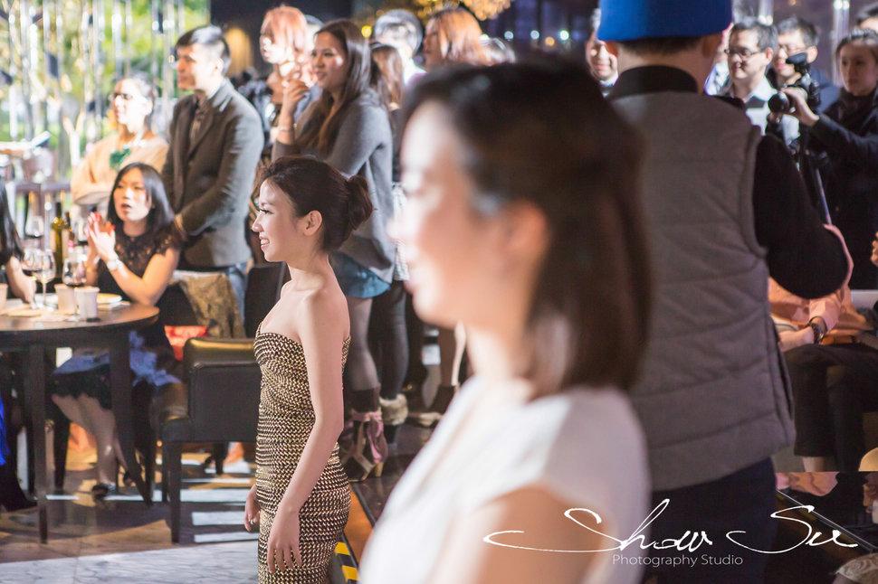 [婚攝] Carlton & Cynthia│Taipei Brown Sugar黑糖餐廳@Before Party(編號:553962) - Show Su Photography - 結婚吧