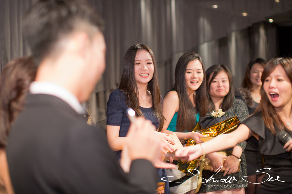 [婚攝] Carlton & Cynthia│Taipei Brown Sugar黑糖餐廳@Before Party(編號:553966) - Show Su Photography - 結婚吧