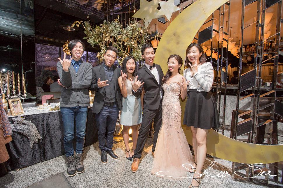 [婚攝] Carlton & Cynthia│Taipei Brown Sugar黑糖餐廳@Before Party(編號:553972) - Show Su Photography - 結婚吧