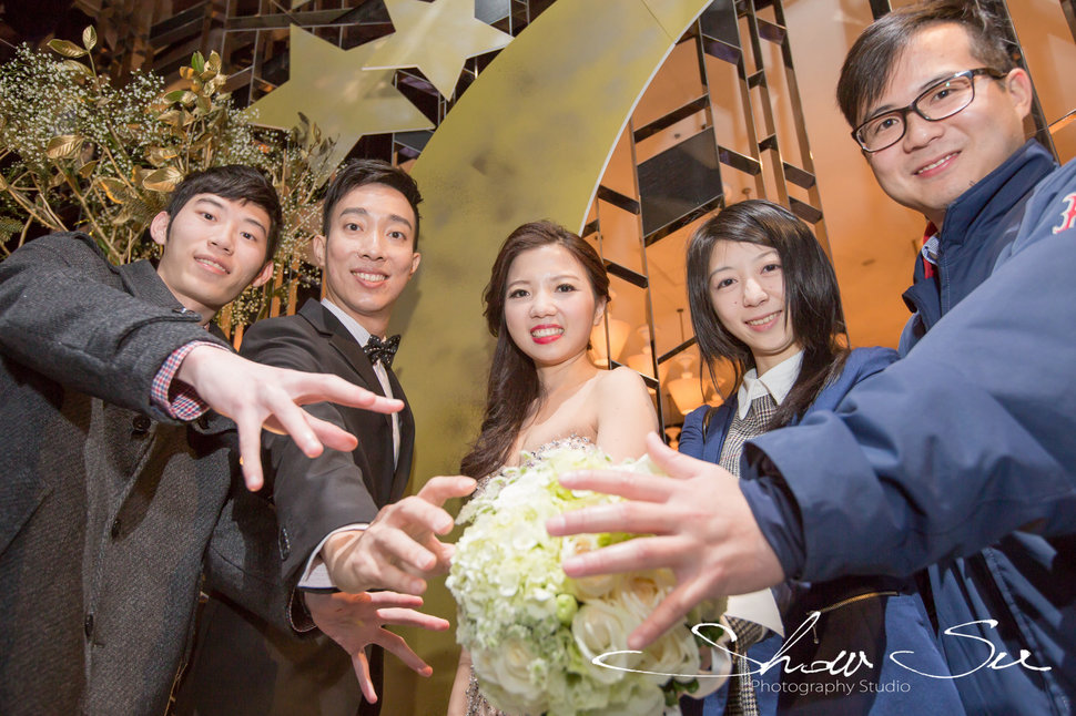 [婚攝] Carlton & Cynthia│Taipei Brown Sugar黑糖餐廳@Before Party(編號:553973) - Show Su Photography - 結婚吧