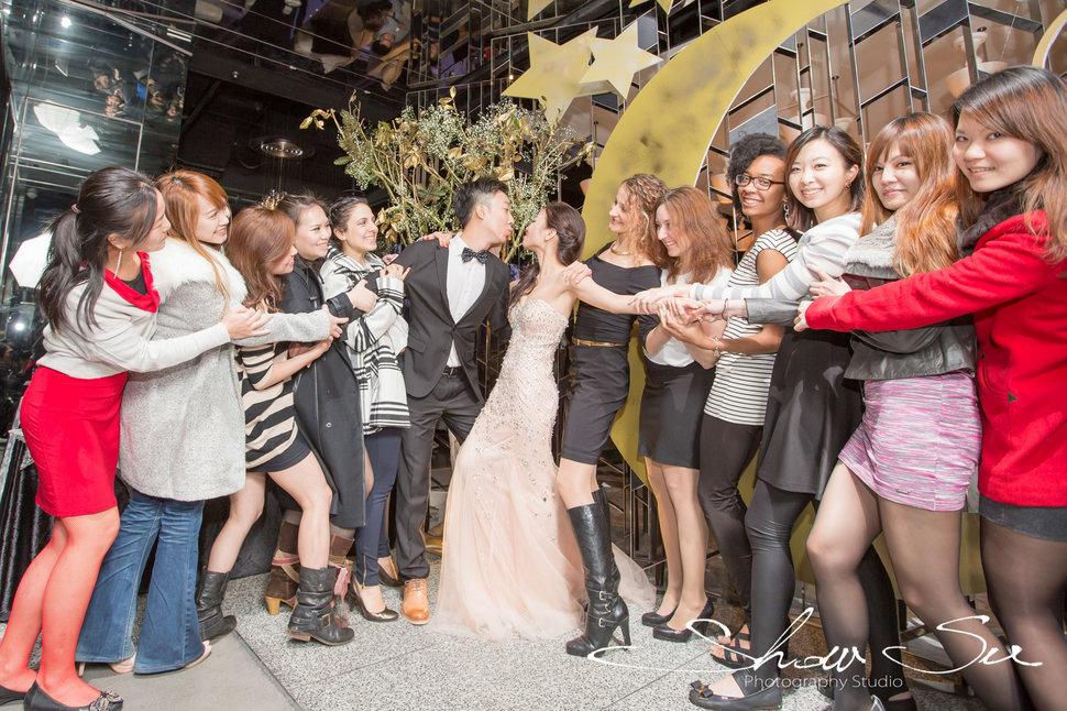 [婚攝] Carlton & Cynthia│Taipei Brown Sugar黑糖餐廳@Before Party(編號:553975) - Show Su Photography - 結婚吧
