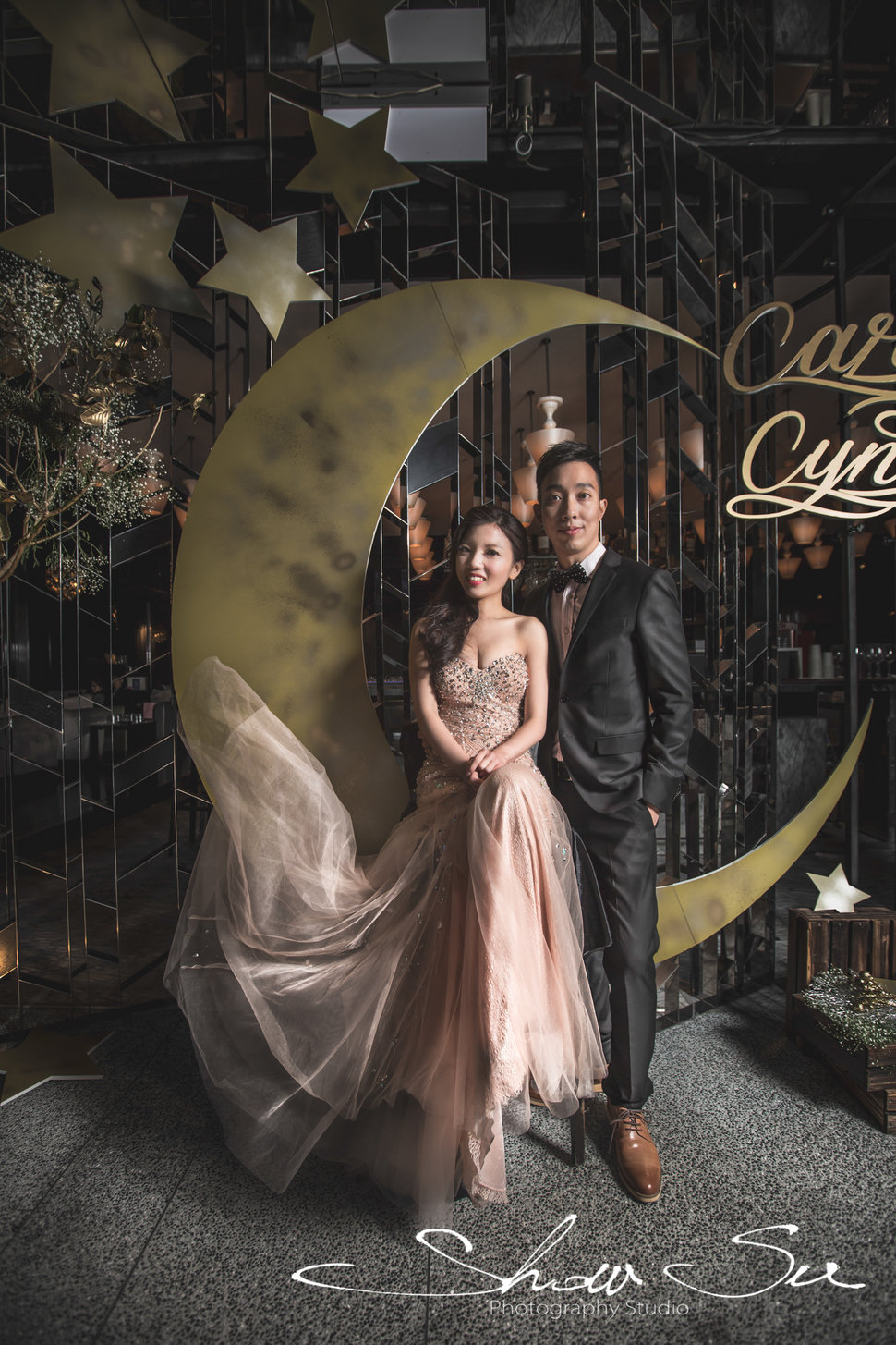 [婚攝] Carlton & Cynthia│Taipei Brown Sugar黑糖餐廳@Before Party(編號:553978) - Show Su Photography - 結婚吧