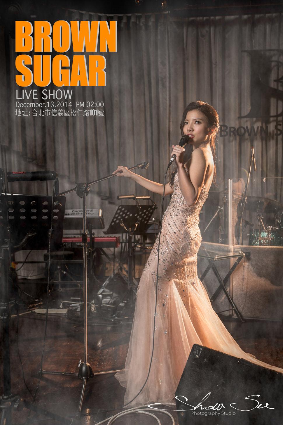 [婚攝] Carlton & Cynthia│Taipei Brown Sugar黑糖餐廳@Before Party(編號:553981) - Show Su Photography - 結婚吧